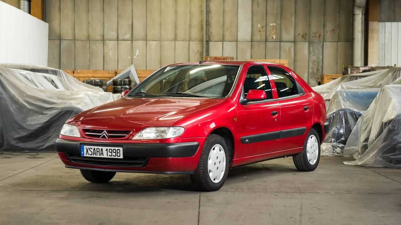 1998 Citroën Xsara Berline 1.8 L Phase 1