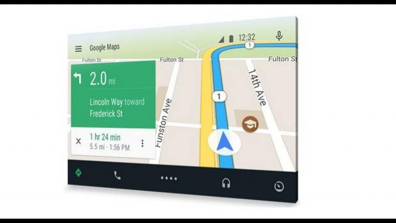Sistema Google Android Auto já está quase pronto e chega até o fim do ano