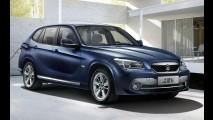 Brilliance Zinoro 1E é versão elétrica do BMW X1 feita na China