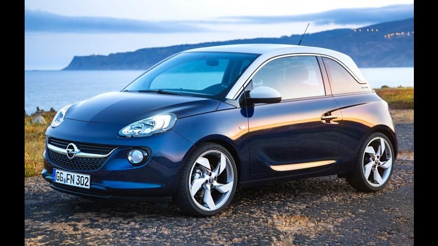 Recuperação: Opel ampliou participação na Europa em 2013 graças ao Adam