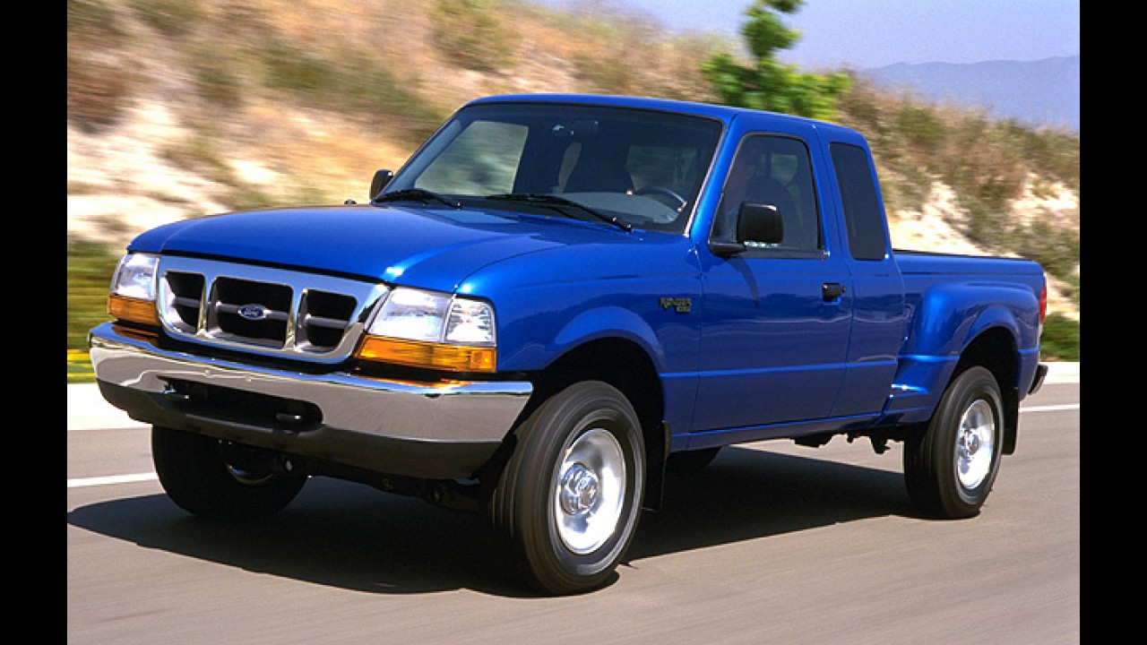 Ford Ranger sairá de linha nos Estados Unidos até o fim do ano