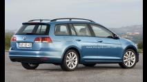 Novo Jetta Variant? Volkswagen confirma Novo Golf Estate no Salão de Genebra