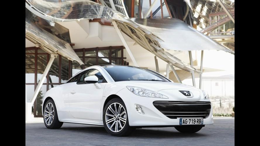 Data marcada: Peugeot RCZ será lançando no próximo dia 17 no Brasil