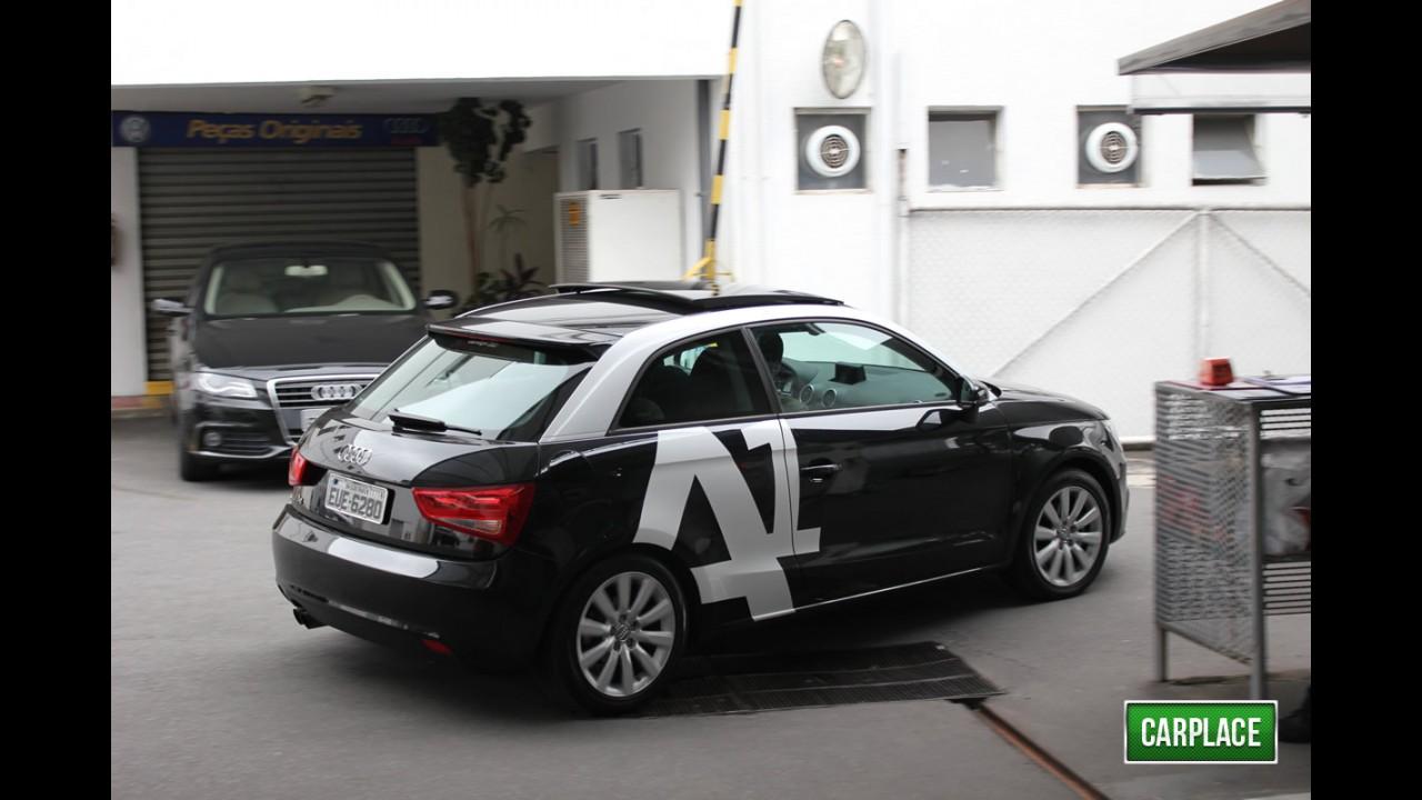 Impressões ao dirigir o Audi A1 em São Paulo