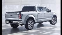 Estreia em Detroit: Nova Ford F-150 terá motor 2.7 EcoBoost biturbo de 320 cv