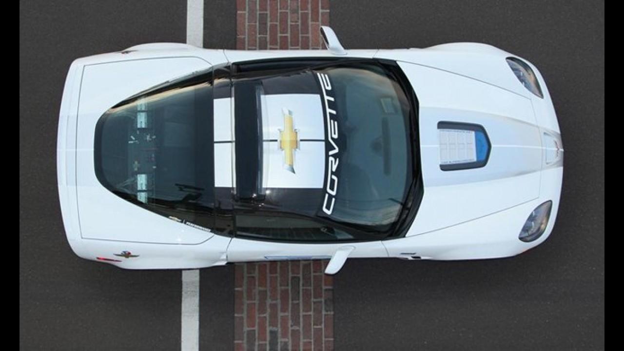 Corvette ZR1 será o Pace Car na Indy 500
