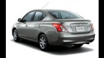 Nissan Versa é lançado como Latio no Japão