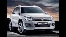 Procura por carros blindados cresce 11,5% no 1º semestre; VW Tiguan é o mais protegido