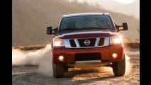 Nissan apresenta linha 2013 da picape Titan com novidades nos Estados Unidos