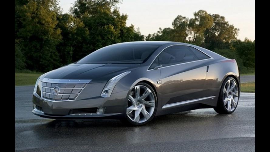 Cadillac terá modelo híbrido até 2014