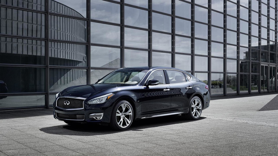 2015 Infiniti Q70 priced from 49,850 USD