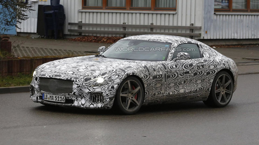 2015 Mercedes-Benz SLC returns in fresh spy photos