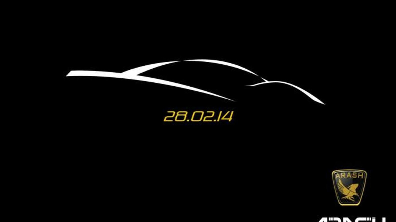 Arash Cars teaser