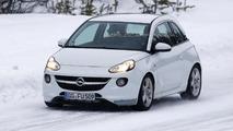 Opel Adam 1.4 SIDI Turbo / Adam OPC spy photo