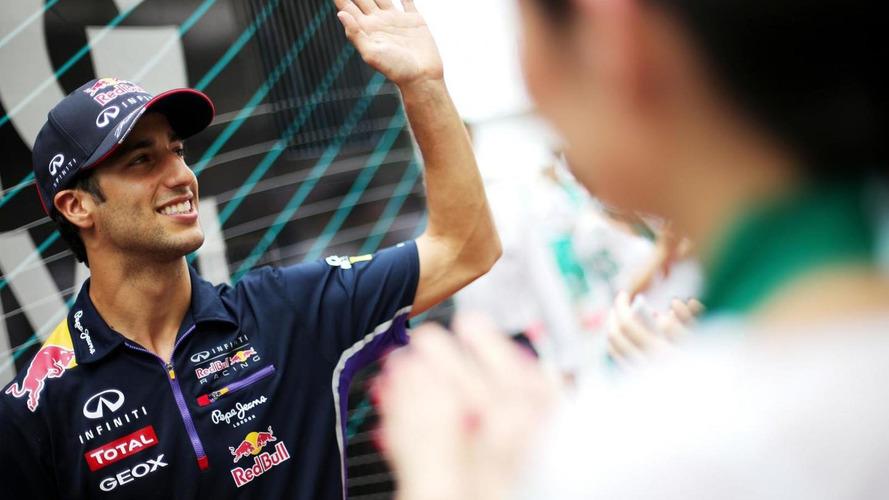 Red Bull denies dropping Ricciardo appeal