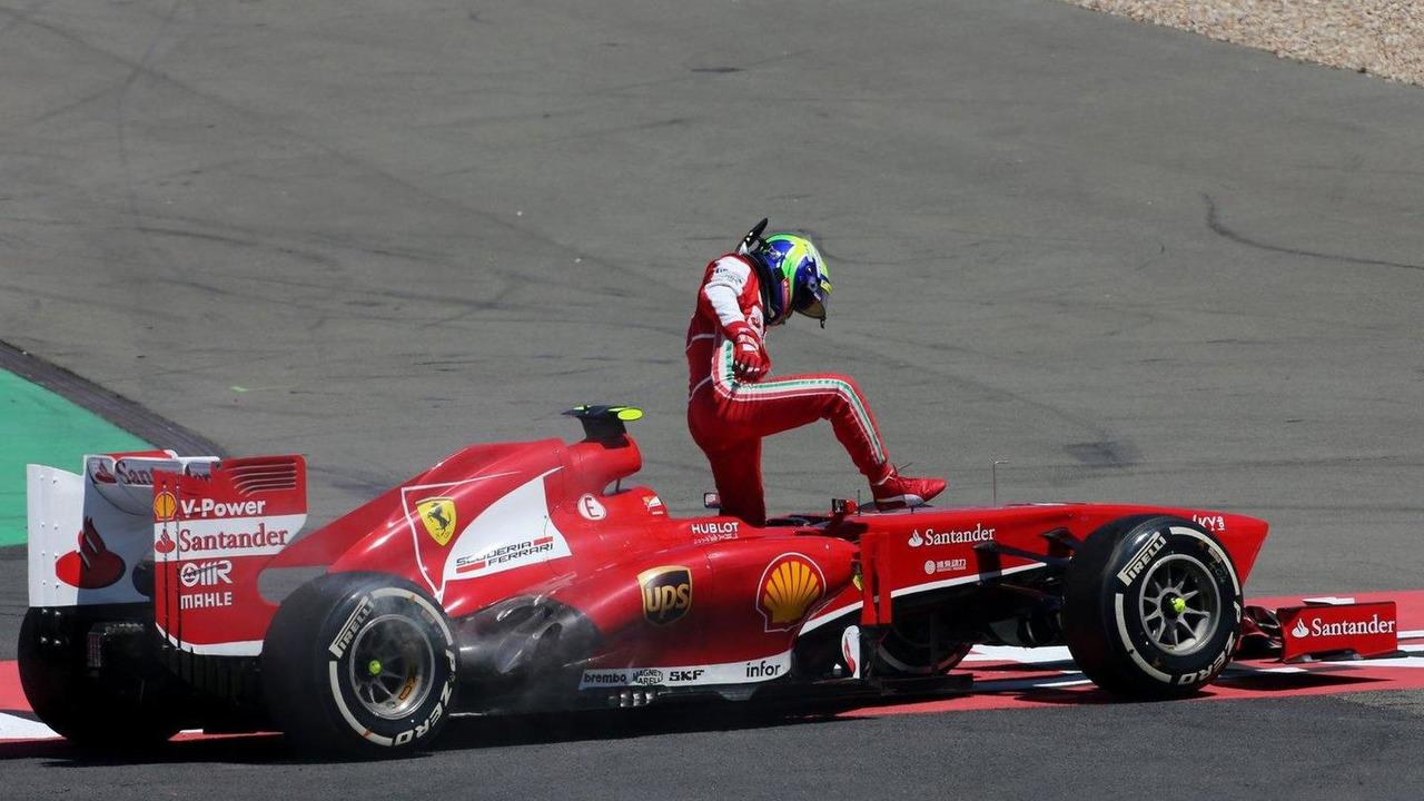 Felipe Massa, German Grand Prix, 07.07.2013