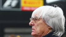 Bernie Ecclestone 05.07.2013 German Grand Prix