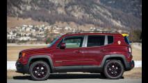 Jeep Renegade, Garage Italia Customs si ispira a St. Moritz
