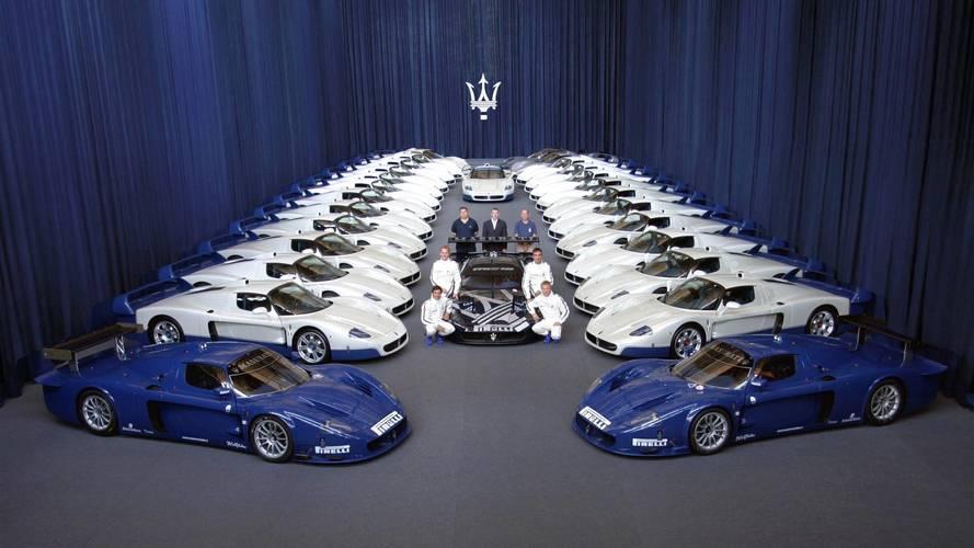 Maserati Mc12 Engine Idea Di Immagine Auto