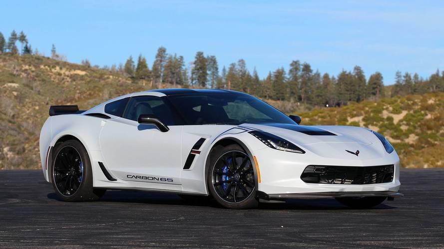 2018 Chevy Corvette Grand Sport Carbon 65 Edition inceleme