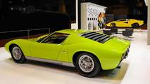 Lamborghini Polo Storico At Salon Retromobile