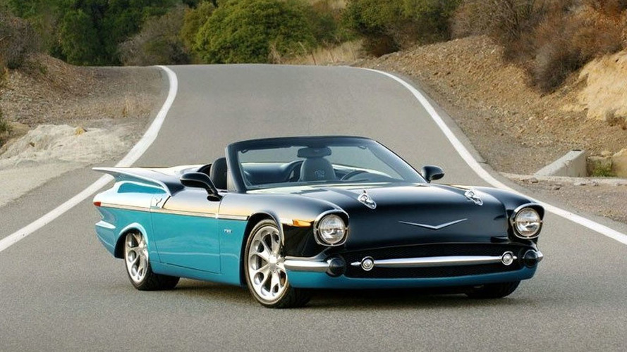 n2a Motors 789 - A Corvette with Impala touches