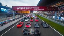 Lamborghini Veneno Roadster al raduno hypercar più grande di sempre 001