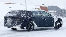 2018 Hyundai i40 Tourer spy photo