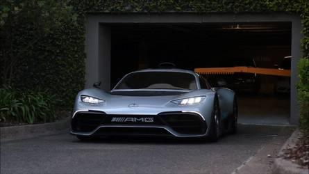 VIDÉO - La Mercedes-AMG Project One sous la lumière du jour