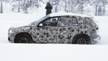 Second generation BMW X1 five- and seven-seater spied