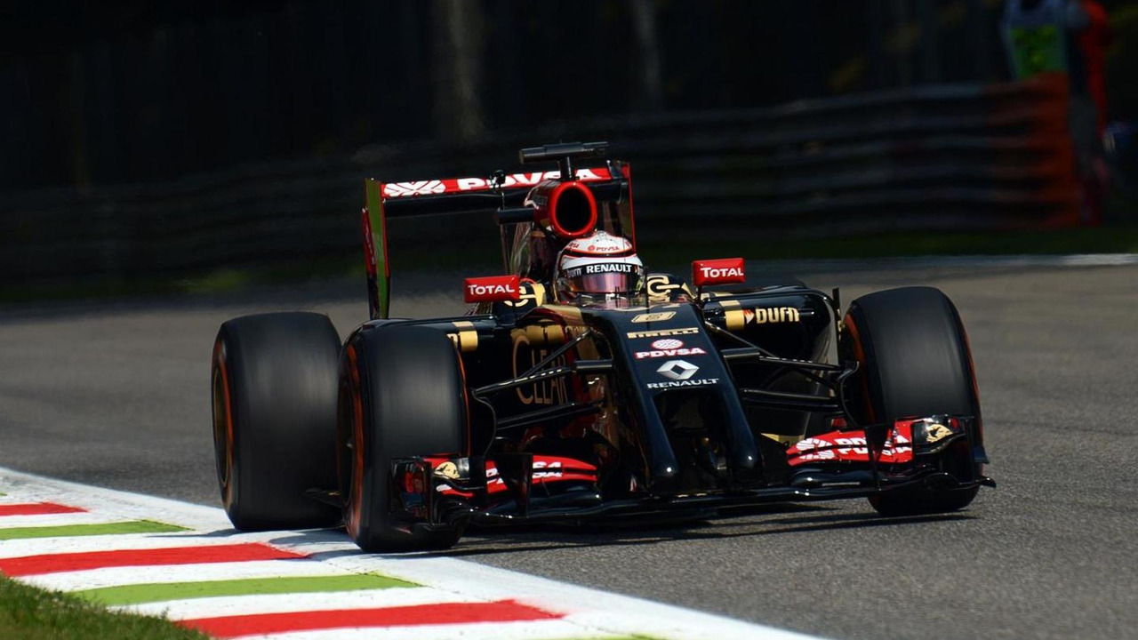 Romain Grosjean (FRA), 05.09.2014, Italian Grand Prix, Monza / XPB