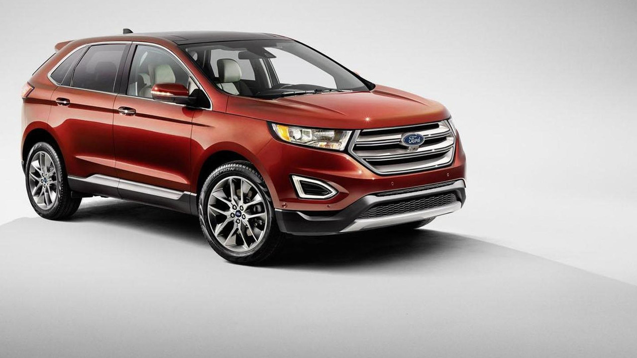 Ford Edge (Euro-spec)