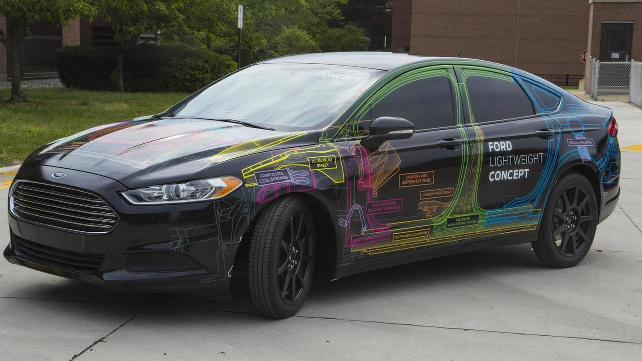 Ford Lightweight Concept Car