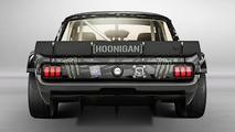 Hamilton wanted to buy Block's Gymkhana 845-hp Mustang