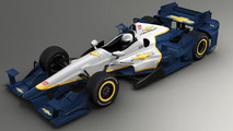 2015 Chevrolet IndyCar Aero Package