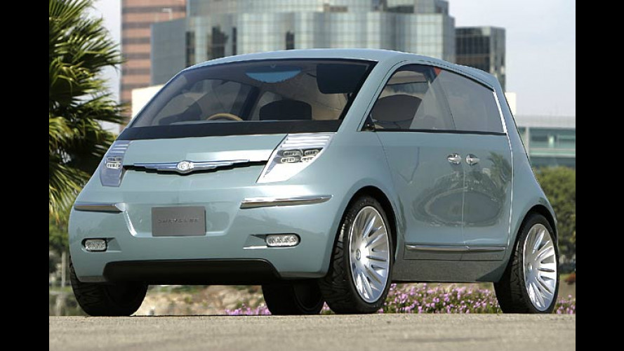 Feng-Shui-Mobil für Tokio: Chrysler-Konzeptfahrzeug Akino