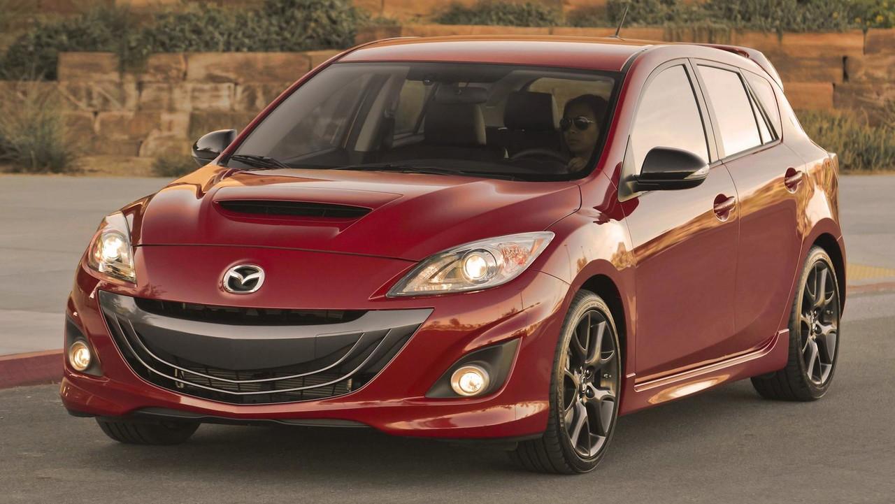 2010 Mazdaspeed3 –  $9,396
