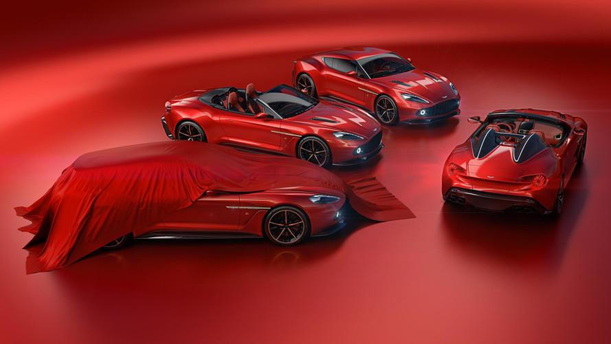 Megérkezett a Vanquish Zagato Speedster és Shooting Brake az Aston Martin kínálatába