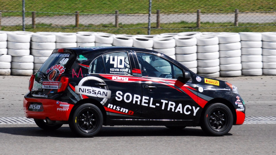 Kevin King wins Race 2 of Summer Classic at Mont-Tremblant