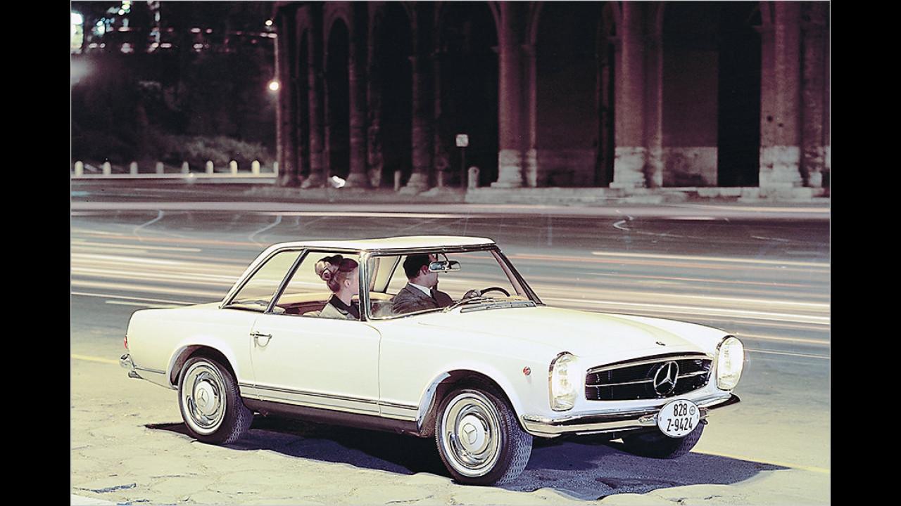 Mercedes SL ,Pagode