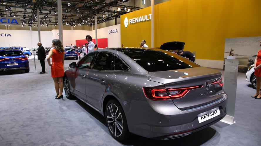 Renault Talisman - 2017 İstanbul Autoshow (7)