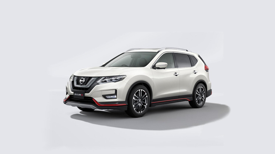 Nissan Has Made A Nismo X-Trail SUV