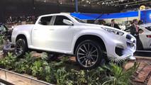 Mercedes-Benz Classe X no Salão de Buenos Aires