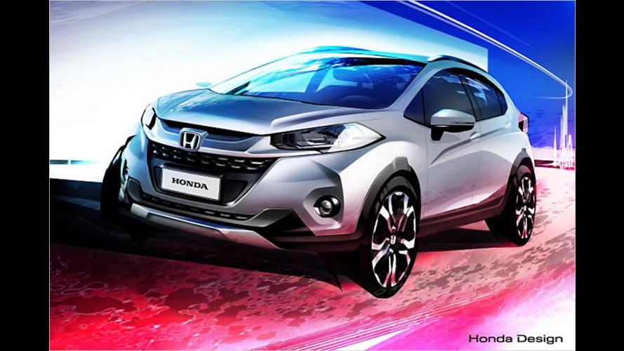 Honda WR-V: Kurzware für Brasilien