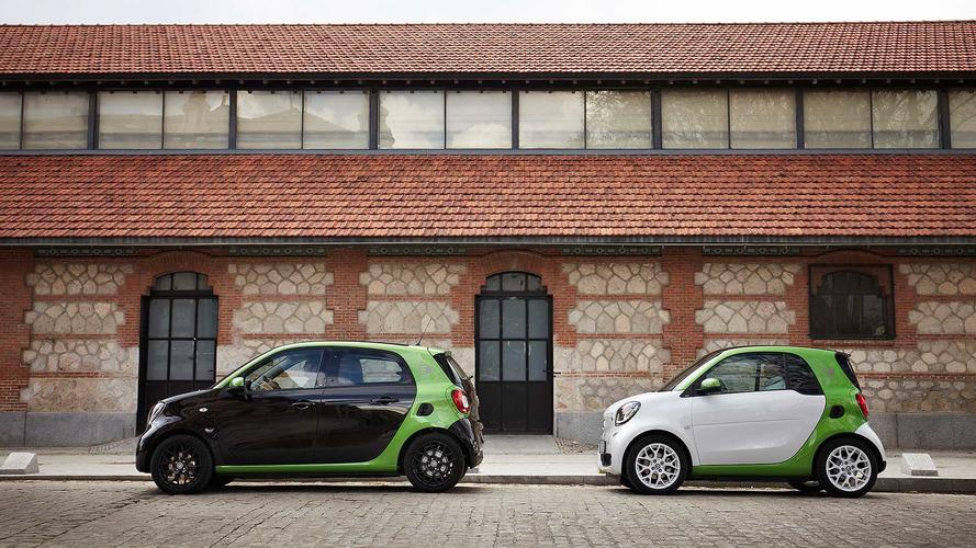smart electric drive 2017, recargarlo te saldrá gratis