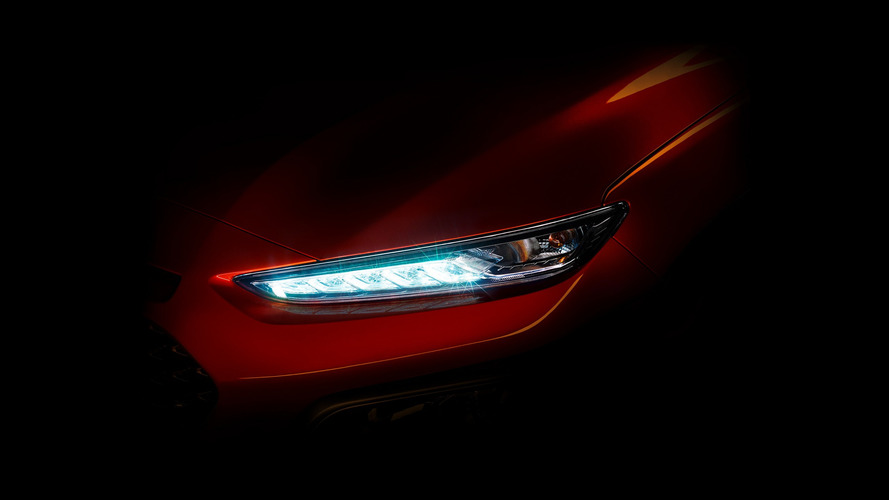 Hyundai Kona 2017, el teaser del SUV urbano