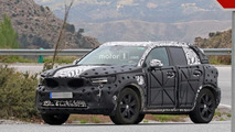 2018 Volvo XC40 spy photo