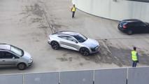Audi E-Tron Sportback yakalandı