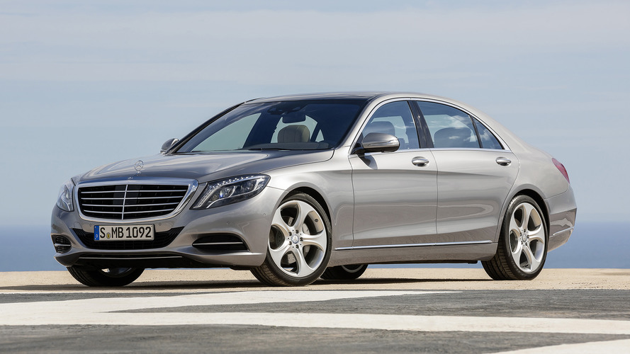 2018 Mercedes S-Class Facelift: Can You Spot The Changes