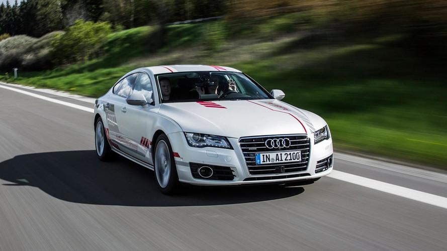 Audi testera ses voitures autonomes sur la route aux États-Unis